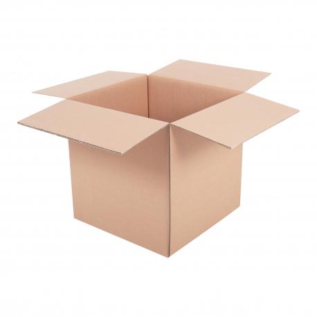 Moyen carton double épaisseur renforcé - CartonDemenagement.com