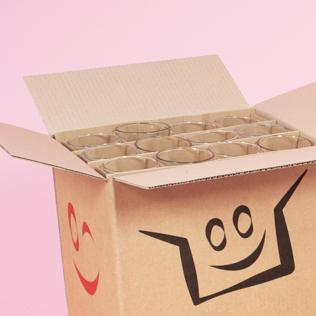 Carton pour verres - CartonDemenagement.com