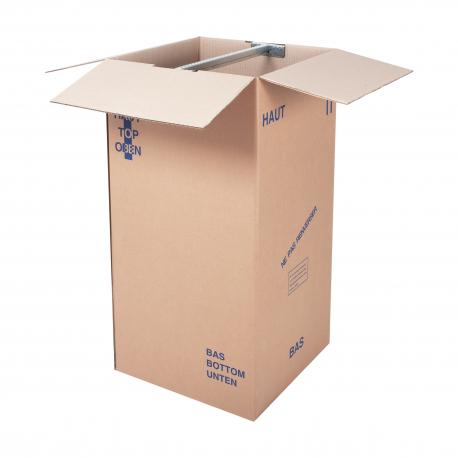Carton penderie standard