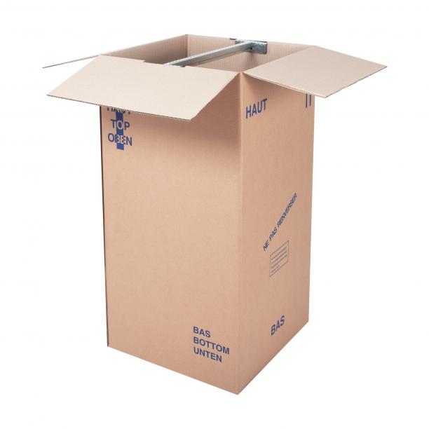 Carton penderie standard - CartonDemenagement.com