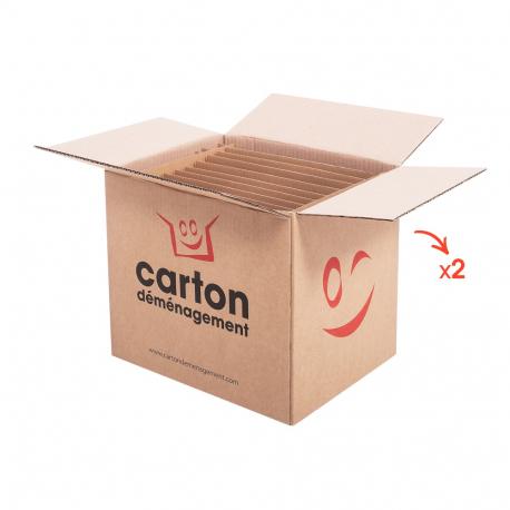 Cartons pour assiettes