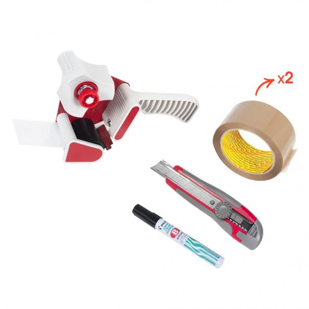 Kit accessoires - CartonDemenagement.com