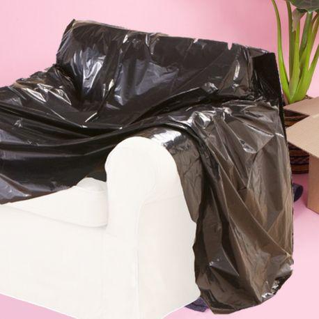 Housse pour fauteuil - CartonDemenagement.com