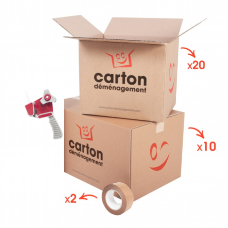 Kit ecologique - CartonDemenagement.com