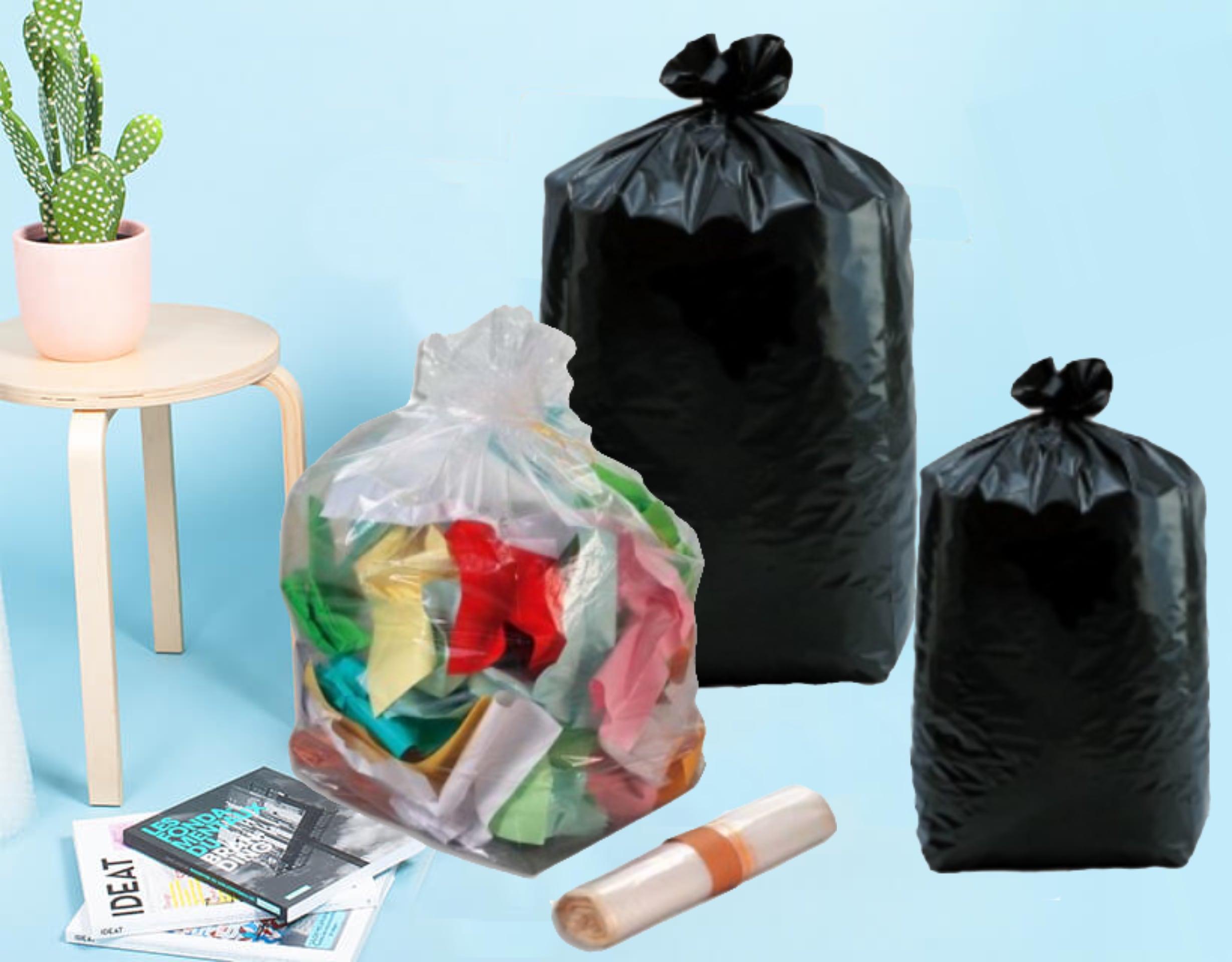 Sacs Déménagement et Sacs poubelle