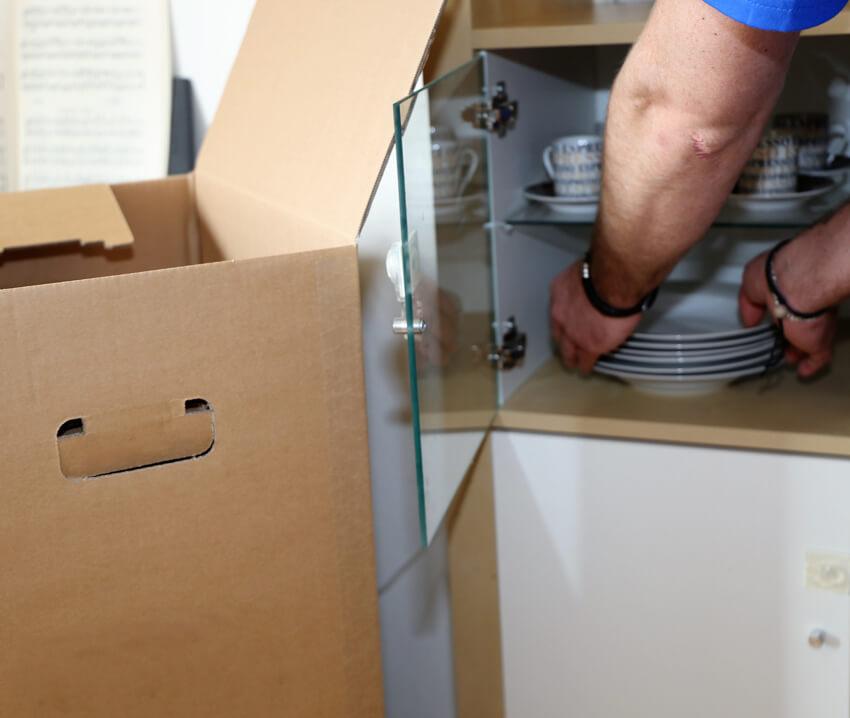Estimer le nombre juste de cartons pour votre déménagement